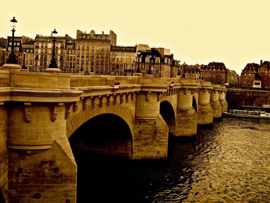 Paris - The Seine3