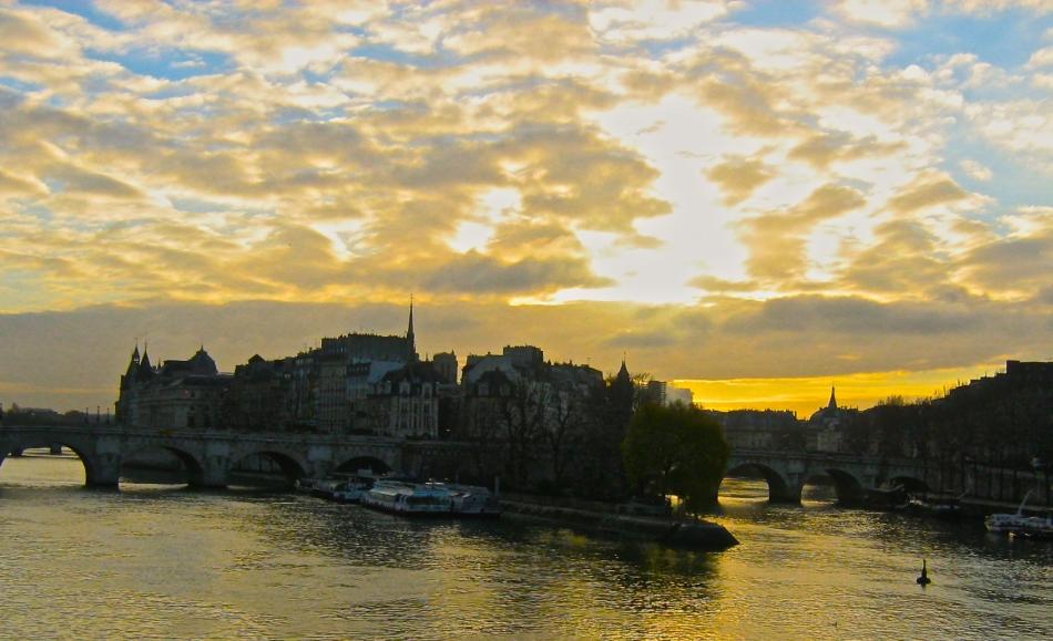 Paris - The Seine4