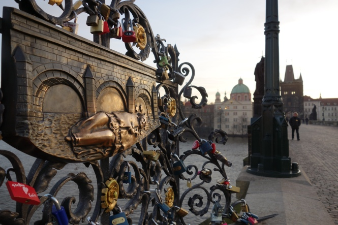 John of Nepomuk on the Charles Bridge