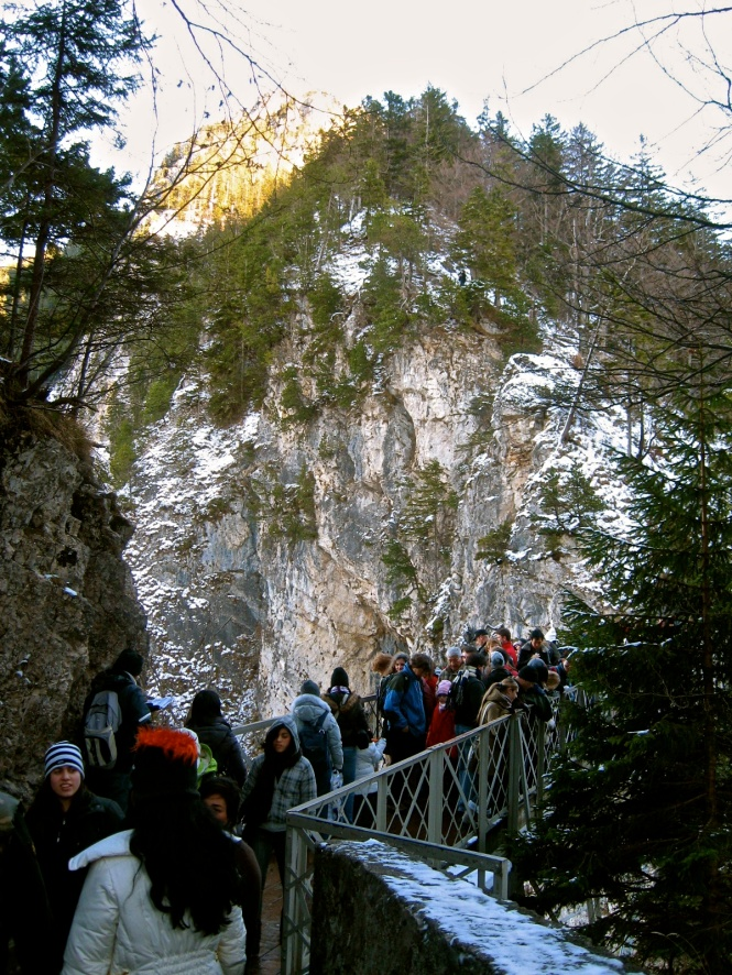 Marienbrucke - Neuschwanstein