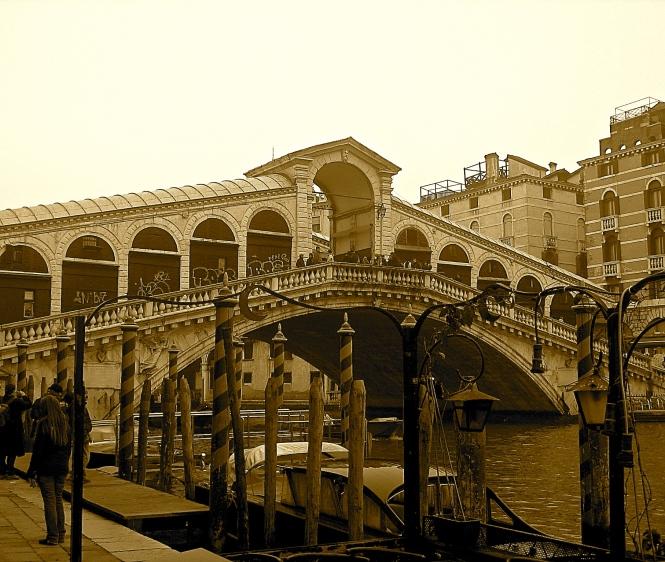 The Rialto - Venice