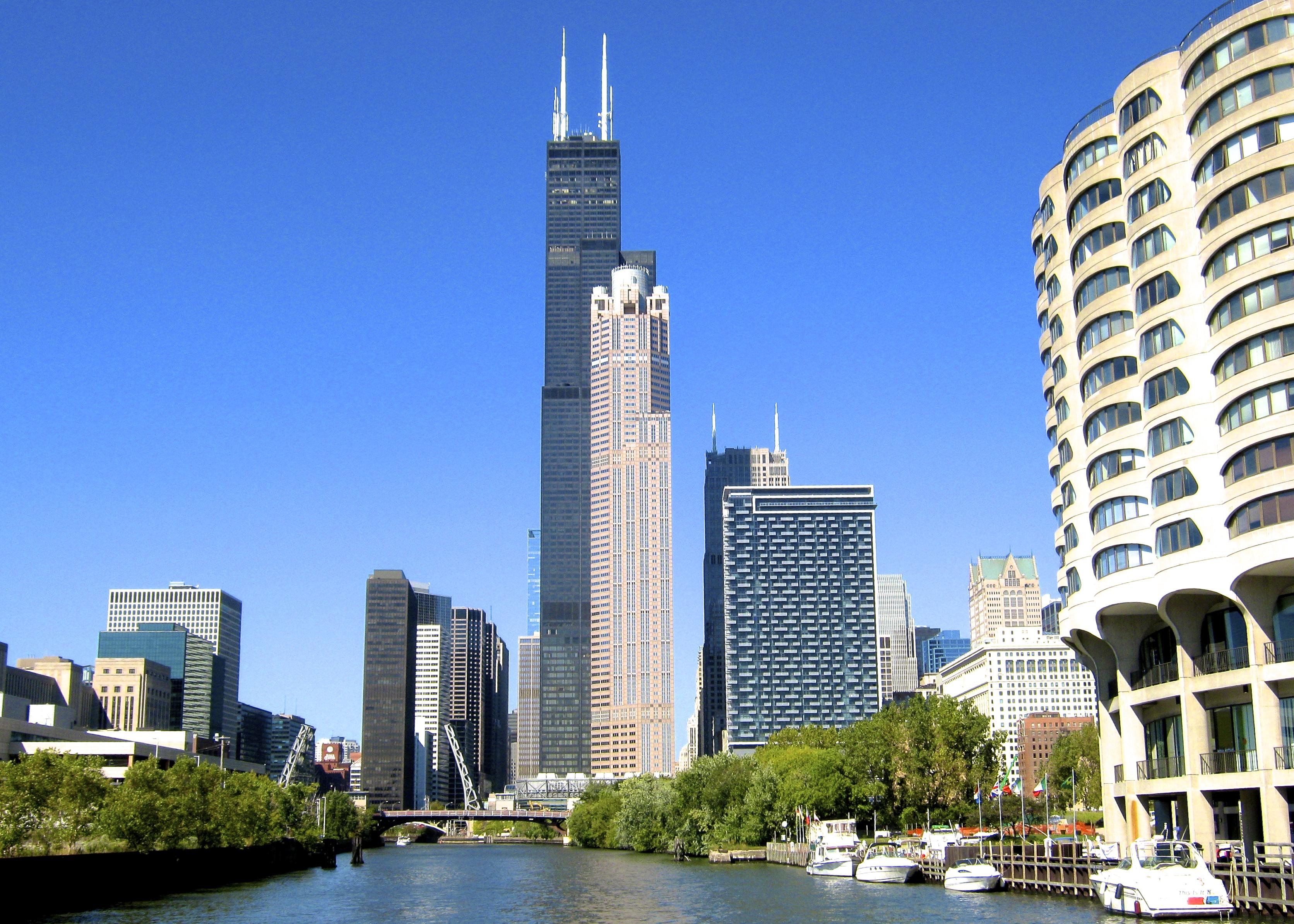 Willis Tower Hotel Chicago