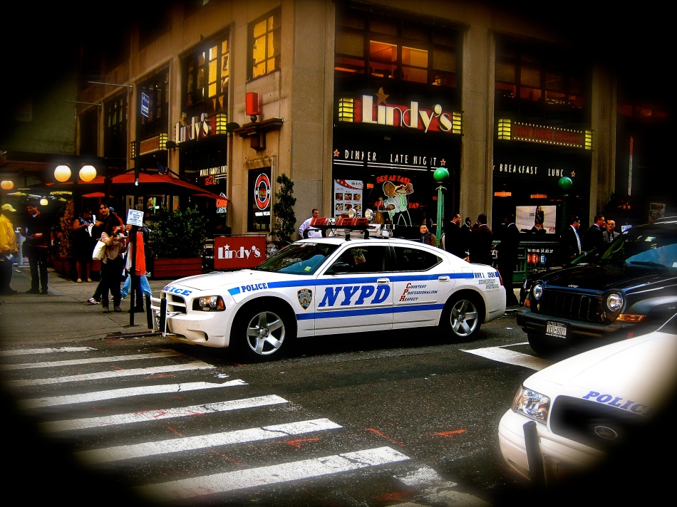 New York Cop Car