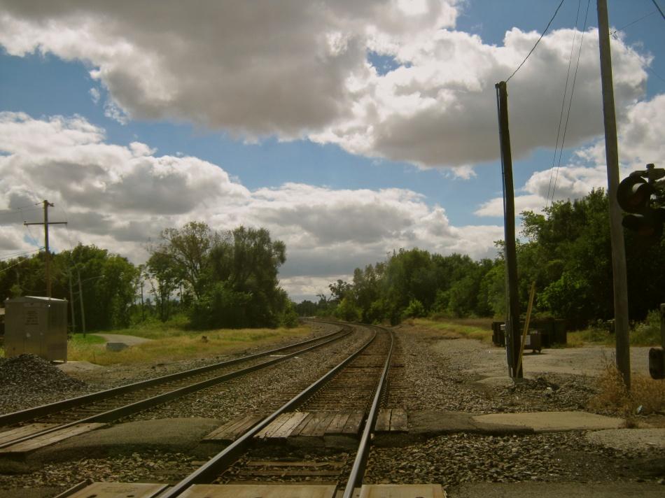 Illinois Train Lines