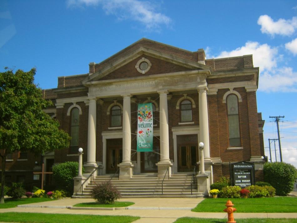 Church in Streator, Illinois