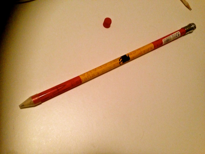 The Novelty Pencil