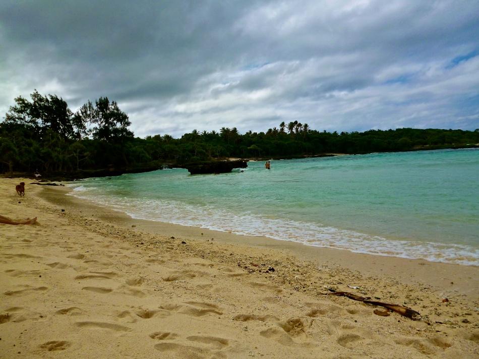 Vanuatu Beach