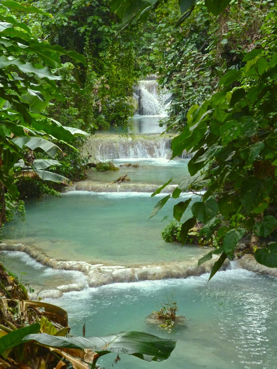 Cascade Waterfalls Vanuatu