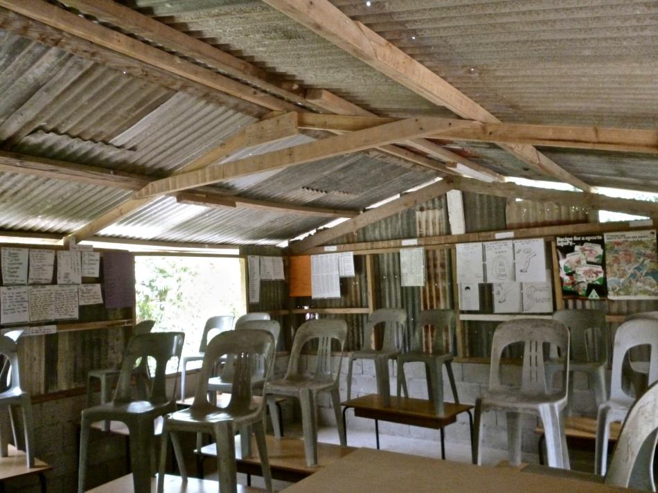 Vanuatuan Classroom