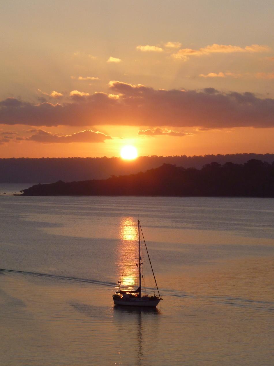 Port Vila - Sunset - Vanuatu