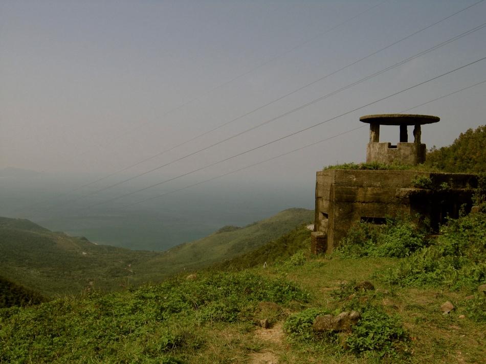 Hai Van Pass Lookout