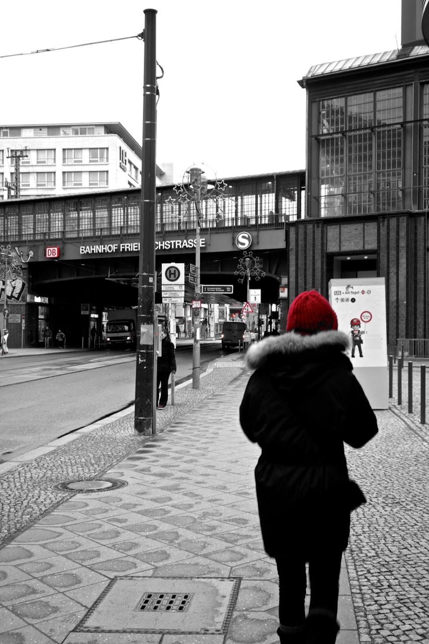 Friedrichstraße - Berlin