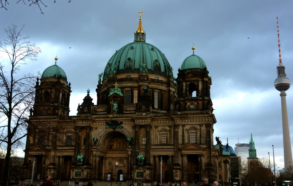 Berliner Dom - Berlin Cathedral