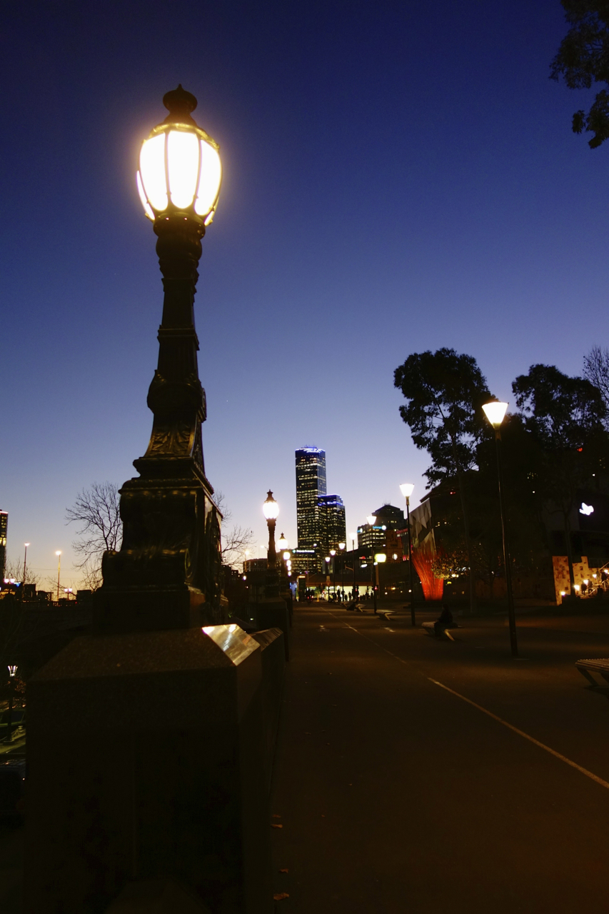 Flinders St Surroundingsf