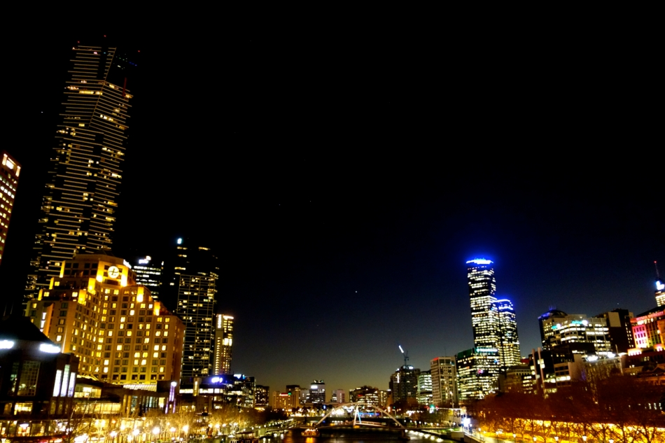 Flinders St Surroundingsj