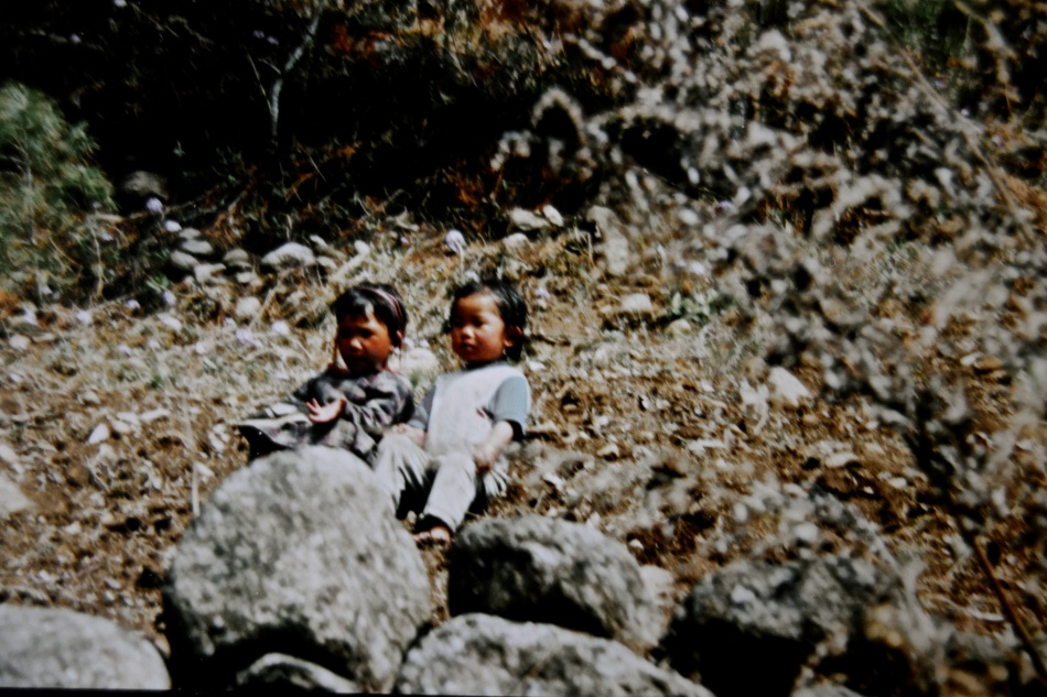 Sagarmatha National Park - Nepal - Children