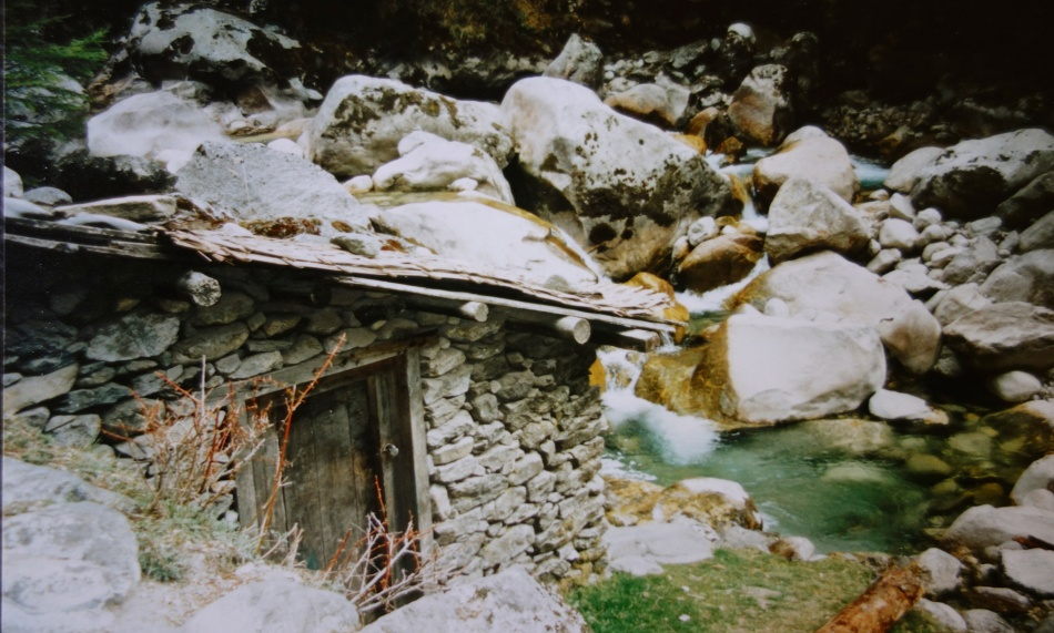Sagarmatha National Park - Nepal - Hut