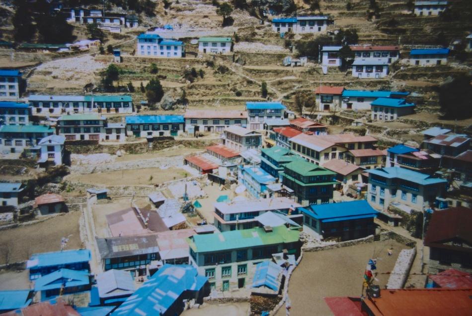 Sagarmatha National Park - Nepal - Namche Bazaar