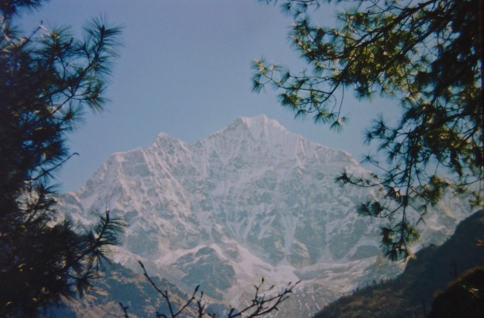 Nepal - Sagarmatha National Park - Mountains