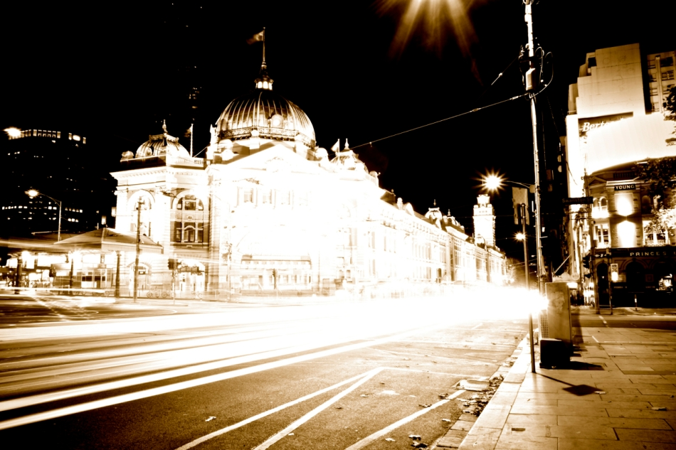 Photo of Flinders St Station