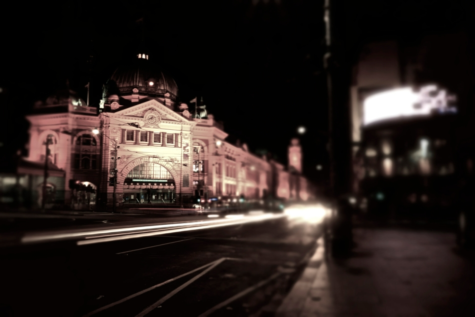 Photo of Flinders St Stationa