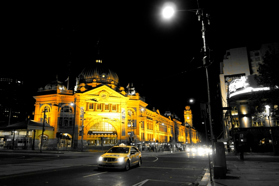 Photo of Flinders St Stationb