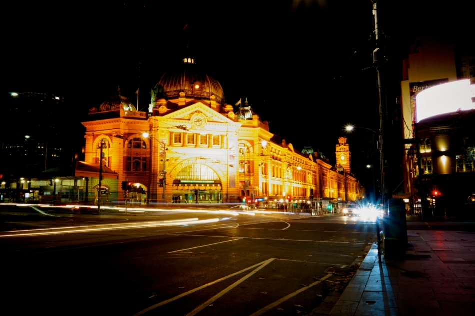 Photo of Flinders St Stationc