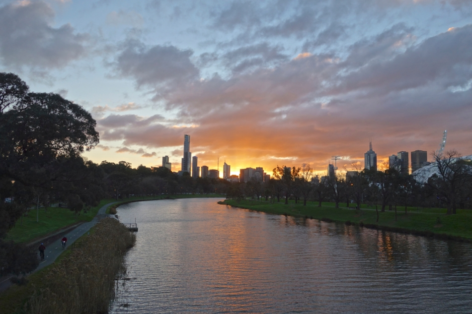The Yarra h