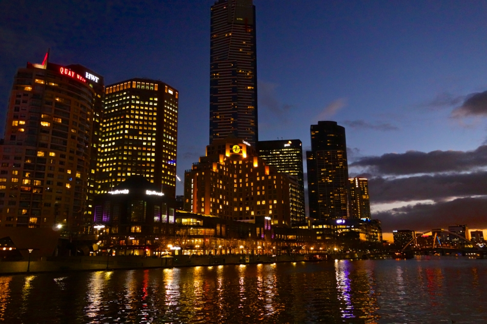 The Yarra s