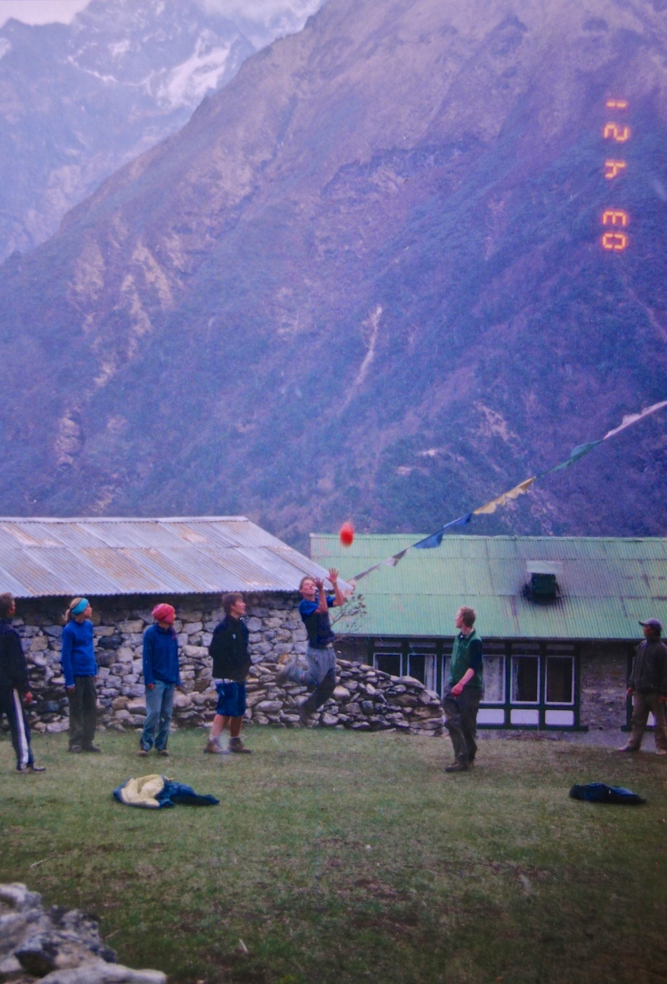 Sagarmatha National Park - Nepal - Footy