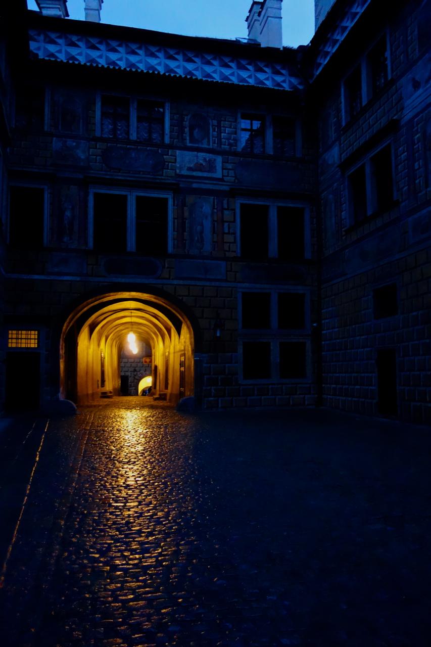 Cesky Krumlov Castle 02a