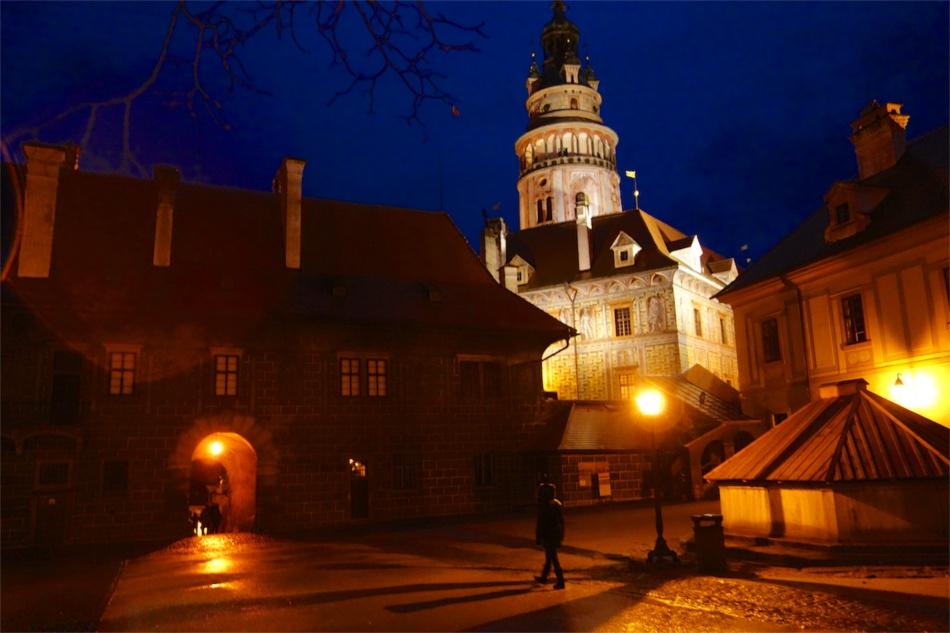 Cesky Krumlov Castle 05a