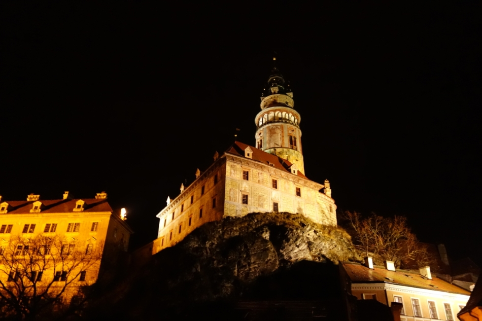 Cesky Krumlov Castle 09b