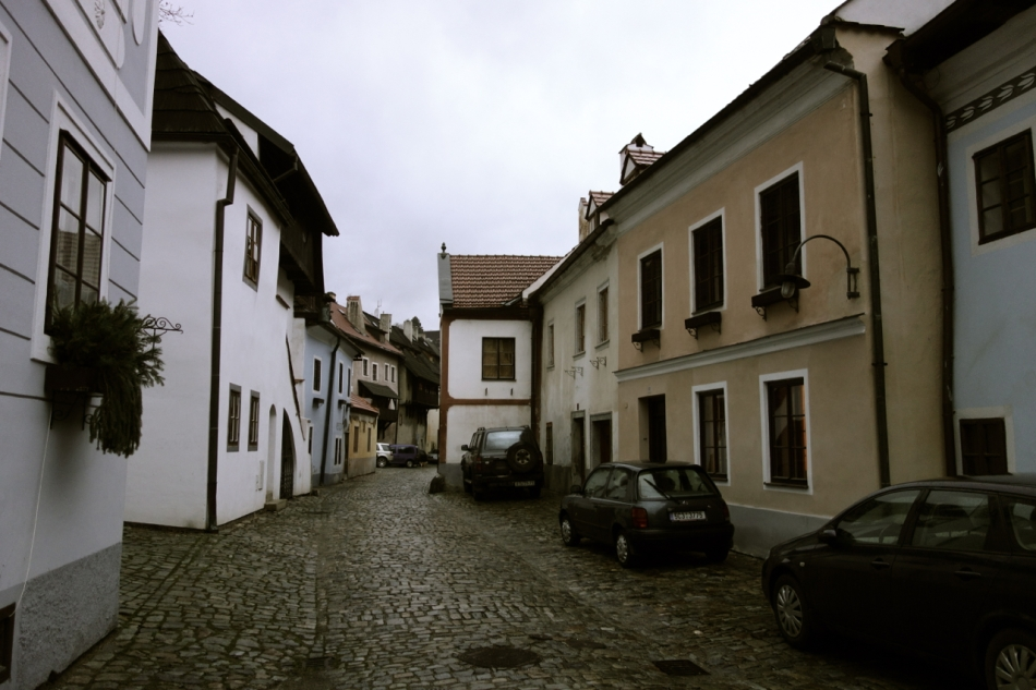 Cesky Krumlov - Streets02