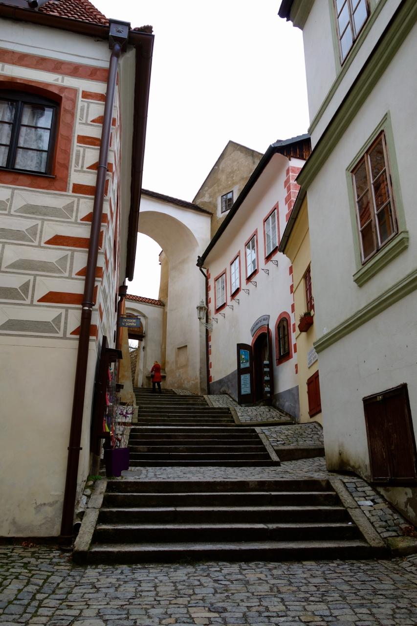 Cesky Krumlov - Streets03b