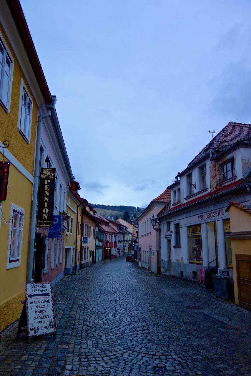 Cesky Krumlov - Streets04