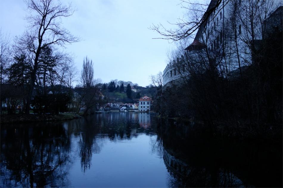 Cesky Krumlov - Vltava3