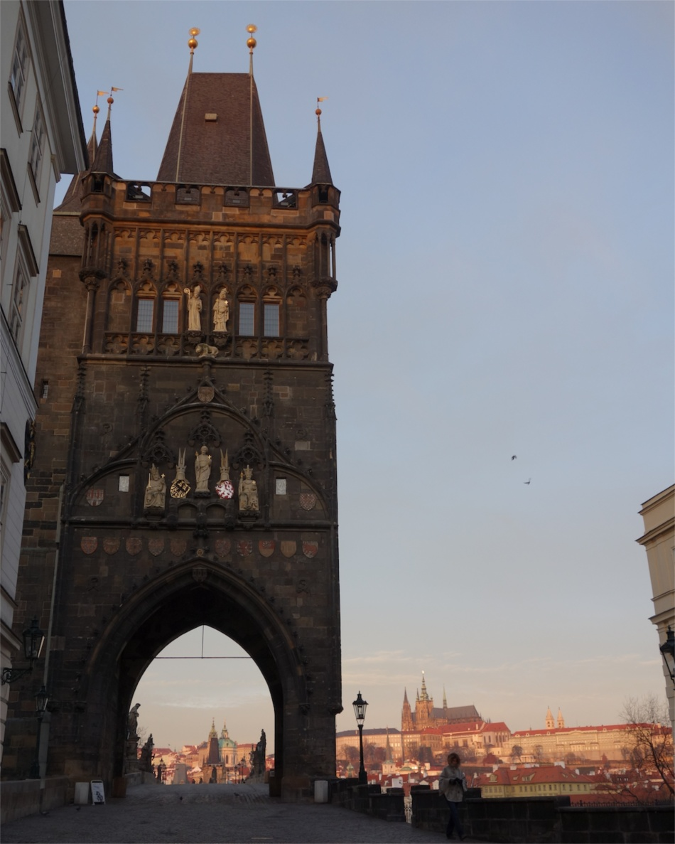 Charles Bridge - Prague01