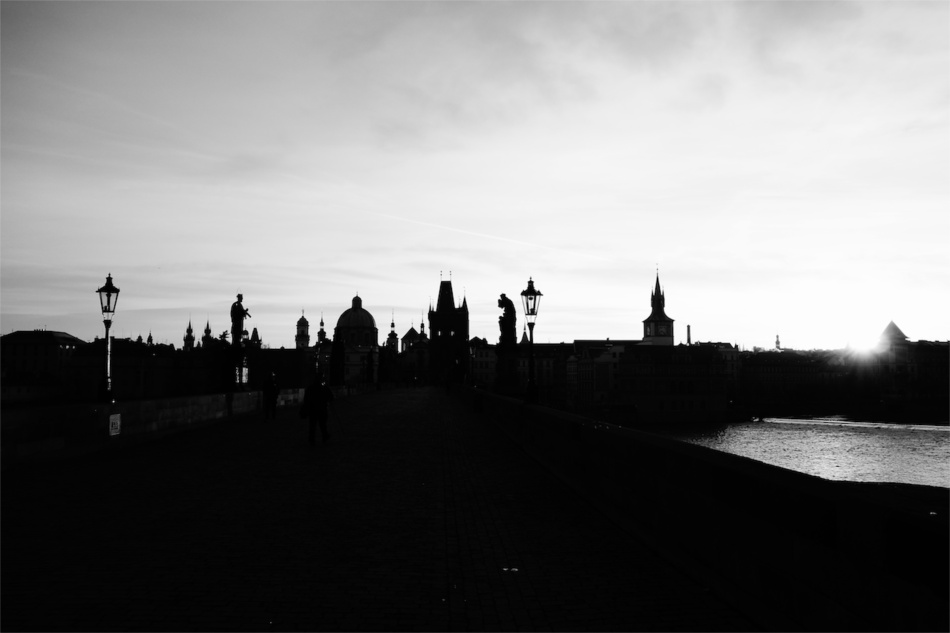 Charles Bridge - Prague