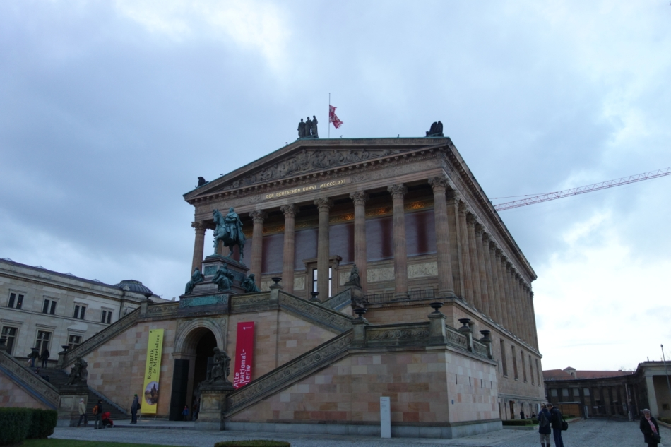 Neues Museum and Altes Nationalgalerie1