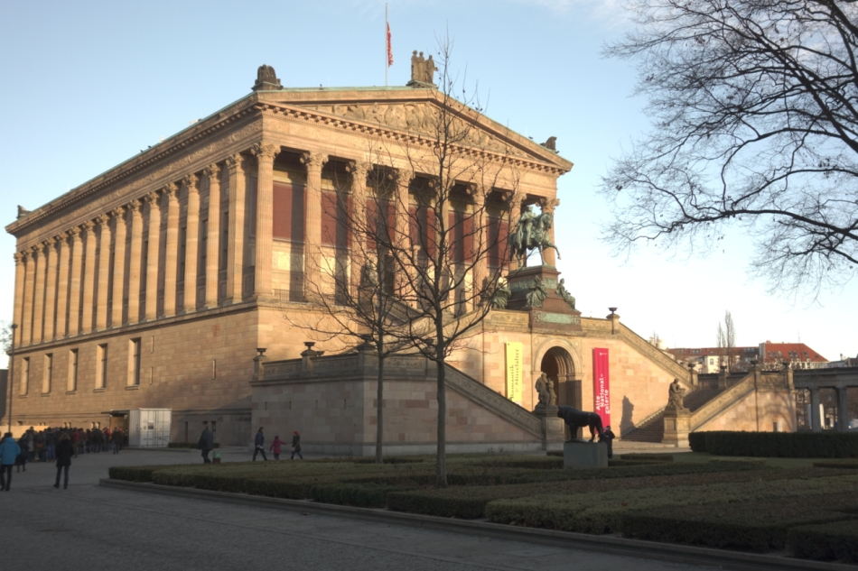 Neues Museum and Altes Nationalgalerie2