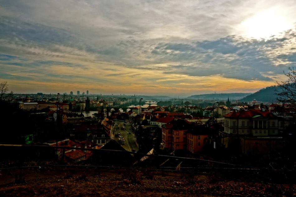 Prague City View01