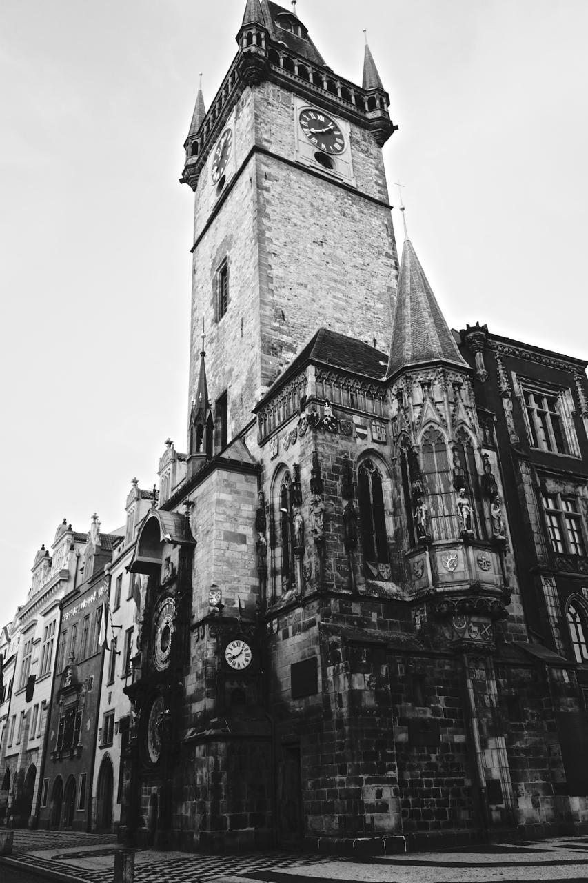 Prague - Old Square11