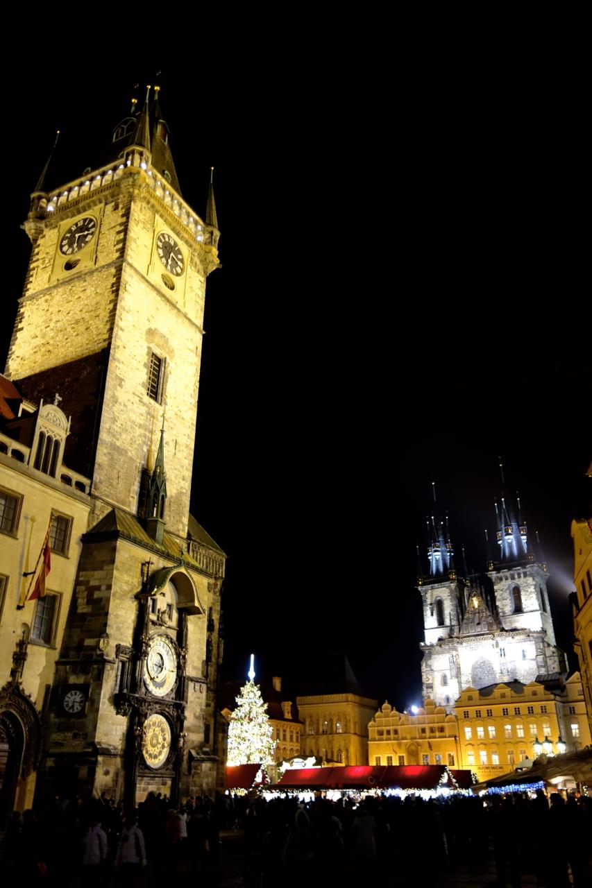Prague - Old Square19