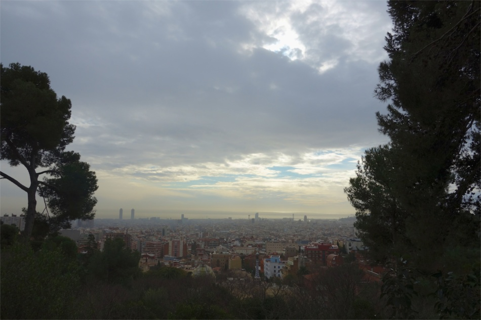 Barcelona - City View1