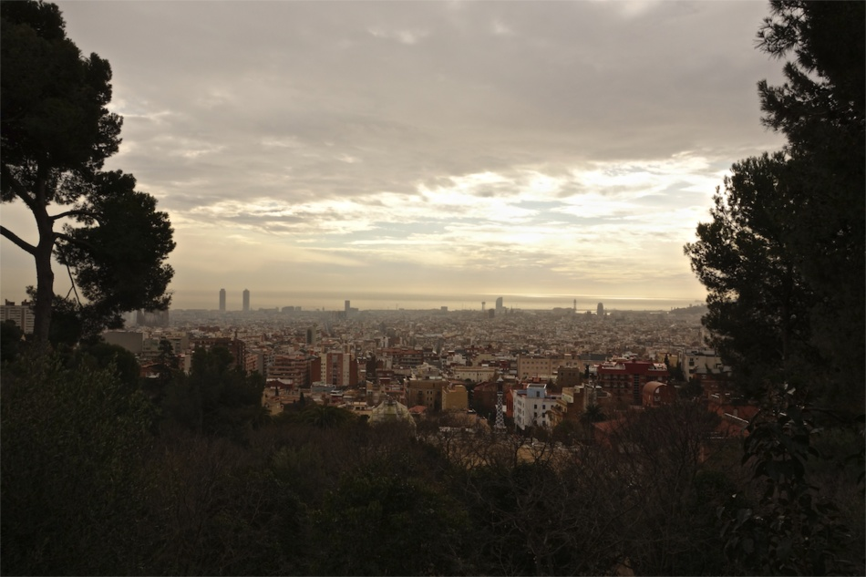 Barcelona - City View2
