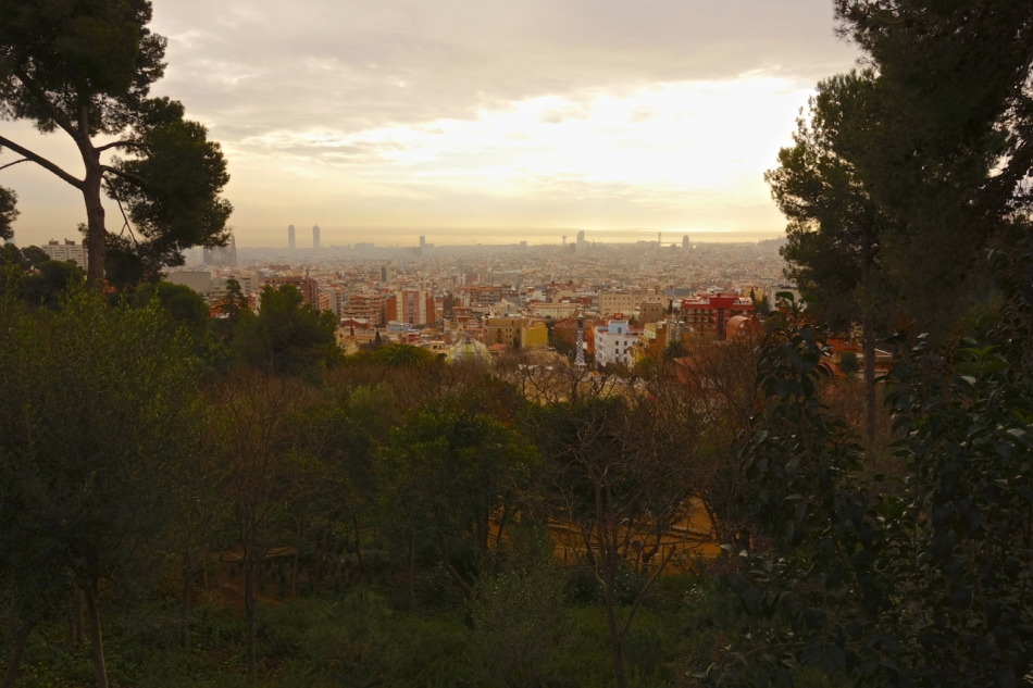 Barcelona - City View3