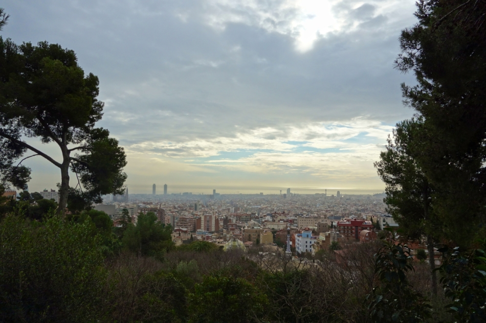 Barcelona - City View4