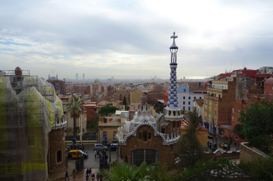 Barcelona - Park Guell3