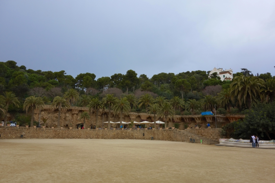 Barcelona - Park Guell4